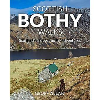 Scottish Bothy Walks: Skottland & apos; s 28 beste bothy eventyr