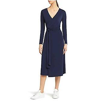 Brand - Meraki Women's Wrap Dress