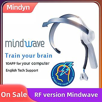 Mindwave Headset International Rf Version Dry Electrode Eeg Attention And