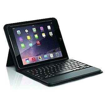 ZAGG Messenger Case with Keyboard for iPad Air 1/2 9.7-Inch iPad Pro iPad QWERTZ