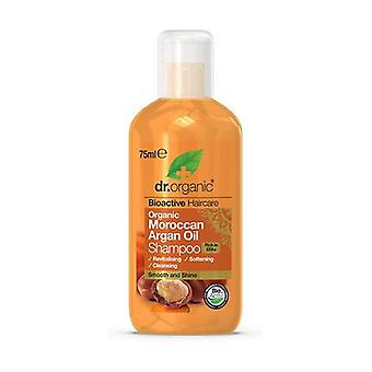 Organic Moroccan Argan Oil - Shampoo 75 ml