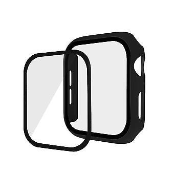 Apple iwatch kotelo ja karkaistu lasi näytön suoja apple watch 44mm 40mm sarja 5 4 3 2 1