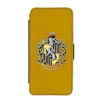 Harry Potter Hufflepuff iPhone 12 Mini Wallet Case