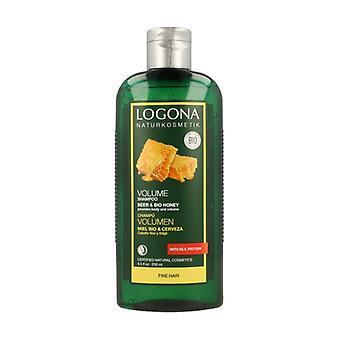 Honey and Beer Volume Shampoo 250 ml