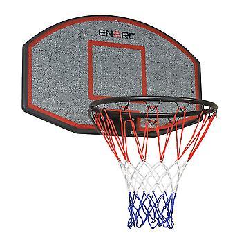Enero Basketballplatte 71x45cm + Ring 40cm
