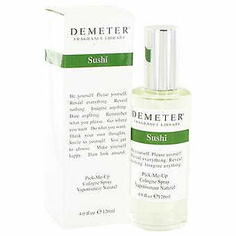 Demeter Sushi Cologne Spray By Demeter 4 oz Cologne Spray