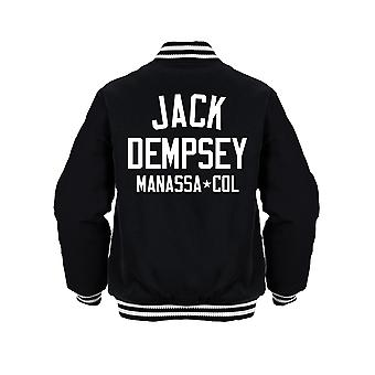Jack Dempsey Boxing Legend Jacket