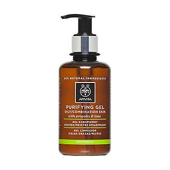 Oily / Mixed Skin Cleansing Gel With Propolis and Citrus 200 ml