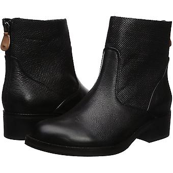 Gentle Souls Women's Parker Bootie with Textured Unlined Shaft Ankle Boot