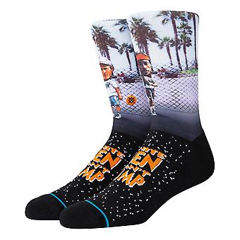 Stance Sid And Billy Socks - Black