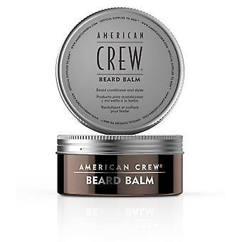 Amerikansk besætning Mannschafts-Bart-Balsam 60 gr