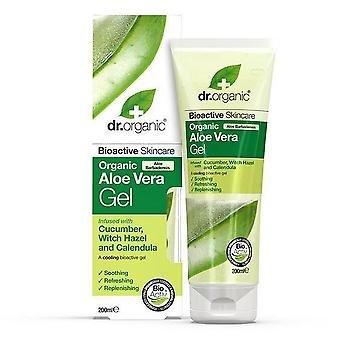 Dr. Organic Aloe Vera Gel 200 ml