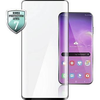 Hama FS-Schutzglas 00195550 Glass screen protector Compatible with (mobile phone): Samsung Galaxy A72 1 pc(s)