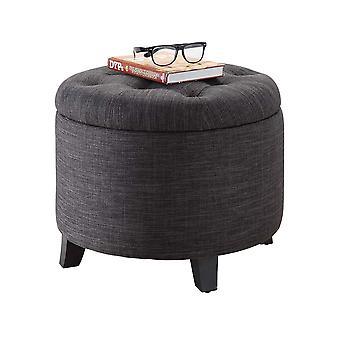 Designs4Comfort Round Ottoman - R9-133