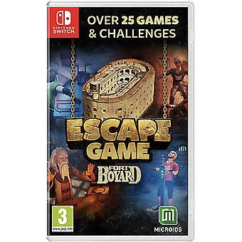 Escape Game - Fort Boyard Nintendo Switch Game