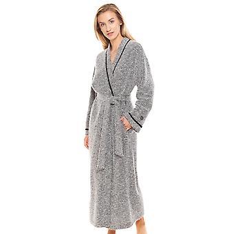 Féraud Couture 3211063-16525 Women's Dark Grey Robe