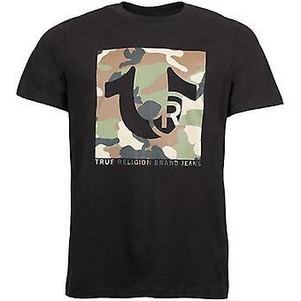 True Religion Box Trademark T-Shirt
