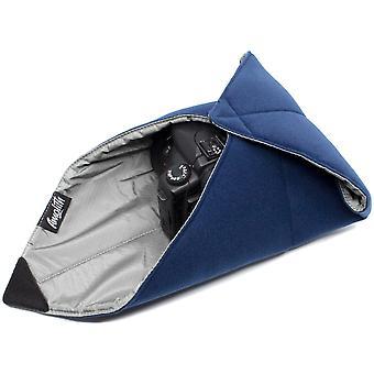 Wokex ® Einschlagtuch (Gepolsterte Schutzhülle) als Schutz für kleine bis mittlegroße DSLR-Kamera,