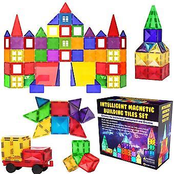 FengChun Magnetische Bausteine Magnet Montessori Spielzeug fr Kinder, Lernspielzeug fr Jungen und