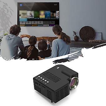 Uc28cポータブル有線同一画面1080pフルHDメディアプレーヤー液晶プロジェクター