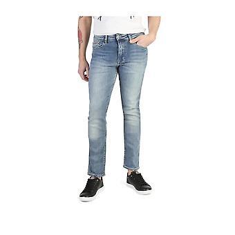 Calvin Klein -BRANDS - Clothing - Jeans - J30J304716-920-L32 - Men - cornflowerblue - 28