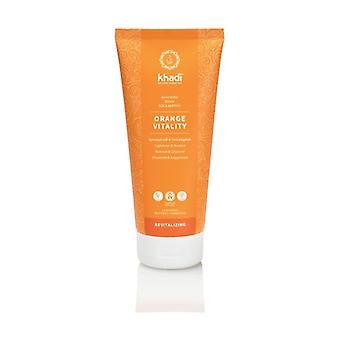 Ayurvedic Shampoo Vitality Orange 200 ml