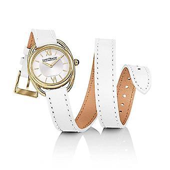 Saint Honore Analog Quartz Women's Watch with Leather Strap 7215263AIT-W