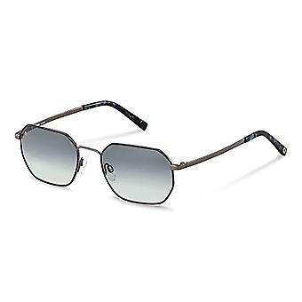 Rodenstock Youngline Sun Sunglasses RR107 (Unisex), light sunglasses, square sunglasses with Ref frame. 4044709420413