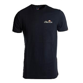 Ellesse Heritage Mille Miesten Retro Muoti T-paita T-paita T-paidat Laivaston Sininen