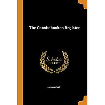 The Conshohocken Register