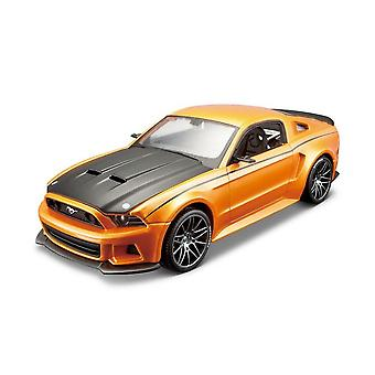 Ford Mustang Street Racer Diecast modell bilmonteringssatsen