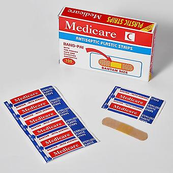 Anti-bacteria Wound Plaster Home Travel Emergency Kit