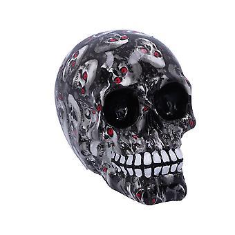 Bloodshot (Medium - Pack of 6) Red Eye Skulls