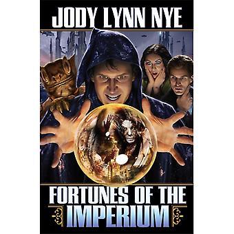 Jody Lynn Nyen Imperiumin kohtalo (Paperback, 2014)