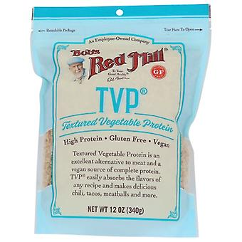 Bobs Red Mill Vegetable Protein Textrd, Case of 4 X 12 Oz
