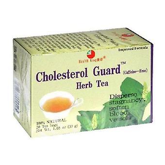 Health King Cholesterol Guard Tea, 20bg