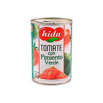 Hida de roșii și ardei verde (400 g)