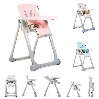 Krzesełko cangaroo jem wysokość regulowana, składana, podwójny podnóżek stołu
