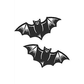 Sourpuss Clothing Nokturnal Bat Patch Set