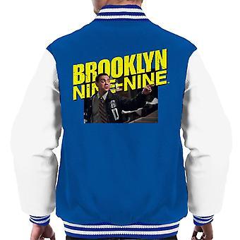 Brooklyn Ni-Ni Charles Boyle Menn Varsity Jakke