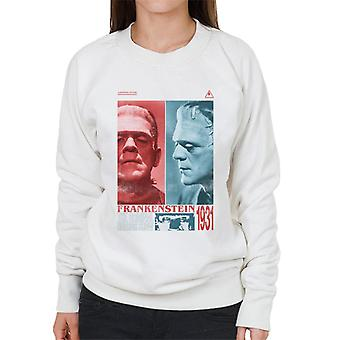 Frankenstein The Original Horror Show Women's Sweatshirt