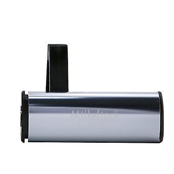 Millefiori Icon Metallo Car Air Freshener - Oxygen (Shinny Case) 1pc