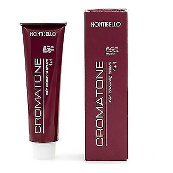 Permanent färg Cromatone Montibello Nº 6,4 (60 ml)