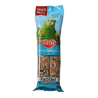 Kaytee Forti-Diet Pro Health Honey Treat - Parrot - 7 oz (2 Pack)