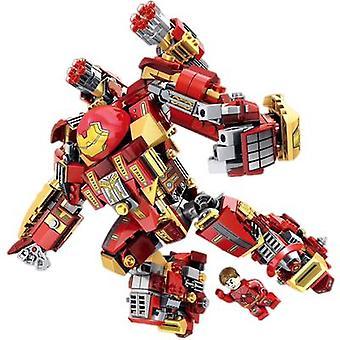 Marvel Avengers Iron Man zmontowane zabawki budulcowe