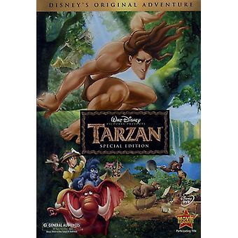 Disney - Tarzan [DVD] USA import