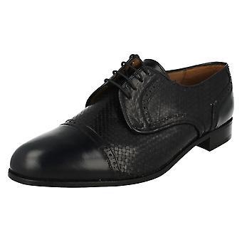 Mens Grenson Footmaster Smart Shoes Geno
