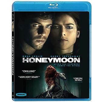 Honeymoon [BLU-RAY] USA import