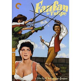 Importer des USA de Fanfan La Tulipe [DVD]