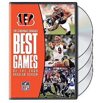 NFL Cincinnati Bengals Best Games of 2009 Regular [DVD] USA import